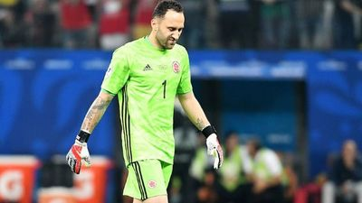 Colombia pierde a Ospina