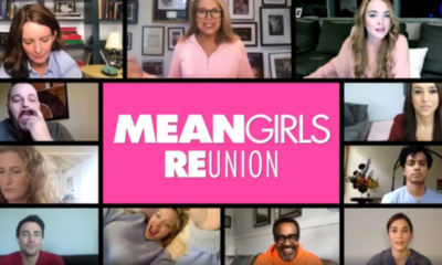 El elenco de Mean Girls se reunió a 16 años de su estreno