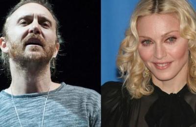 Madonna se arrepintió de grabar un disco con David Guetta por su signo zodiacal