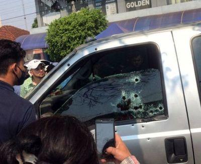 Sicarios matan a tiros a ecuatoriano