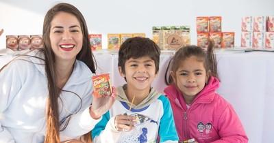La Nación / Programas de leche escolar impactan en salud y desarrollo social
