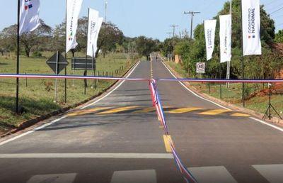 Paraguay celebra el día del camino con 1.687 km de asfaltos nuevos en todo el país