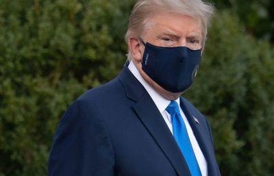 Trump anuncia que saldrá del hospital hoy a las 18:30 y pide no temer al Covid-19