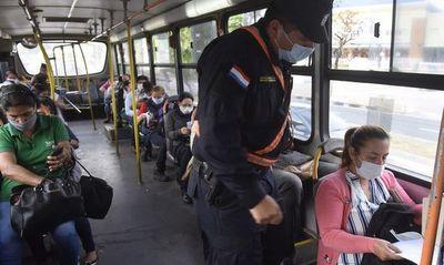 Sepa las nuevas disposiciones que rigen para uso del transporte público