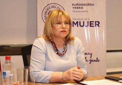 Ministra envía carta a medios y condena la violencia de género