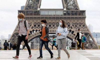 París en alerta máxima tras rebrote del covid-19