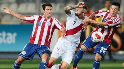 Eliminatorias: Antecedentes de Paraguay vs. Perú