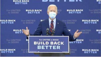 Biden: la crisis pandémica está lejos de terminar