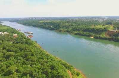 EJECUTAN un hombre y lo TIRAN al río Paraná