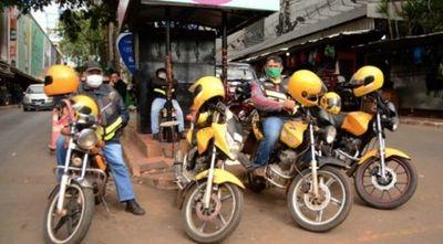 Mototaxistas de Ciudad del Este amenazan con movilización si no abren fronteras