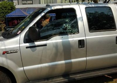 "Sicarios ejecutan a un ecuatoriano en la ""Terraza"""