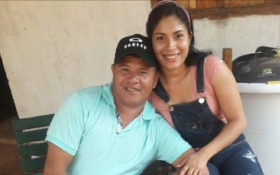 Una joven logró conocer a su padre luego de 22 años en Yby Yaú