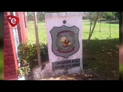 VIOLENTO ROBO DOMICILIARIO EN TRINIDAD