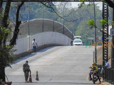 Al final CUANDO será la REAPERTURA del Puente de la Amistad..?