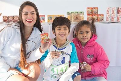 Por cada dólar invertido en programas de alimentación escolar, retornan 3 dólares a la economía