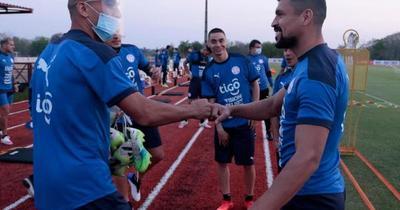 La Selección Paraguaya continúa con los entrenamientos con la mente puesta en Perú