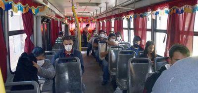Nuevas disposiciones para el uso del transporte público
