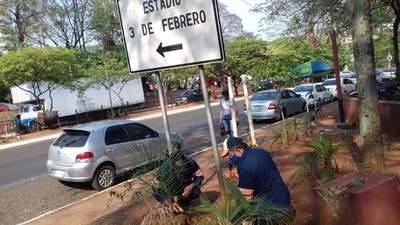 Pretenden volver a iluminar importantes avenidas de CDE