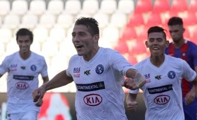 """HOY / 'La Fuga' Giménez tendrá """"su última oportunidad"""" en el fútbol paraguayo"""