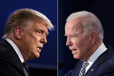 Biden aventaja a Trump por 16 puntos, según encuesta de CNN