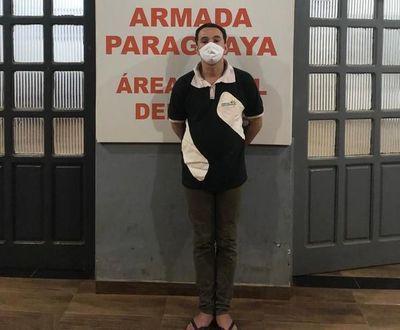 Paraguayo con orden de captura intentó ingresar al país y fue detenido