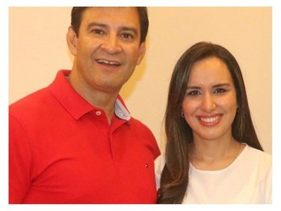 Senador Silvio Ovelar y su esposa piden disolución conyugal