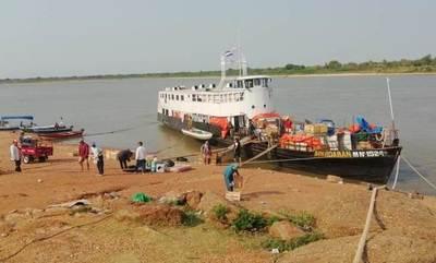 Navegación se dificulta cada vez más y podrían ser suspendidos algunos viajes