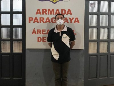 Paraguayo con orden de captura fue detenido en el Puente de la Amistad