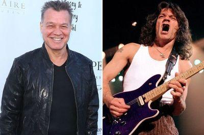 Murió el legendario guitarrista Eddie Van Halen