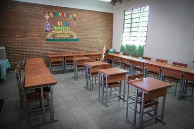 Colegios privados proponen elaborar protocolo sanitario para la vuelta a clases presenciales