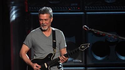 Eddie Van Halen, icono del rock y cofundador de Van Halen, murió a los 65 años de edad