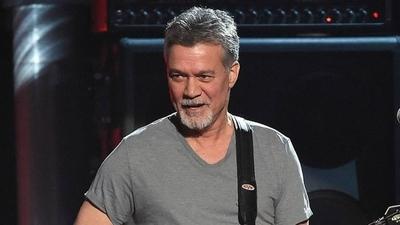 HOY / Murió a los 65 años el icono del rock, Eddie Van Halen
