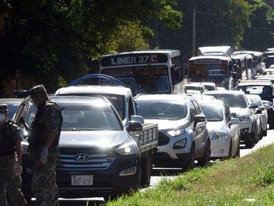 ¿Cuántos vehículos matriculados hay en Paraguay?