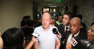 La Nación / Caso Sabryna: fijan audiencia preliminar para Gerardo Stadecker, acusado de feminicidio