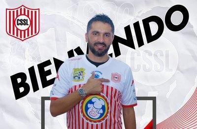 Oficial: 'Sasá' es nuevo jugador de San Lorenzo