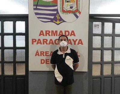 Apresan a paraguayo con orden de captura en Puente de la Amistad