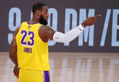 Los Lakers ganaron la cuarta final y están cerca del título