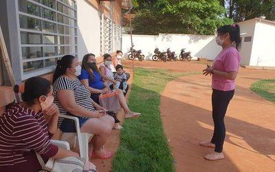 Asisten a 120 mujeres en el marco de Octubre Rosa en los Cedrales – Diario TNPRESS