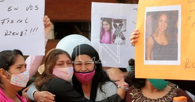 """La Nación / """"Ellos no buscan dinero sino justicia"""", asegura abogada de la familia de madre atropellada"""