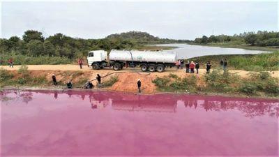 Ministerio del Ambiente solicita apoyo económico para recuperar la Laguna Cerro