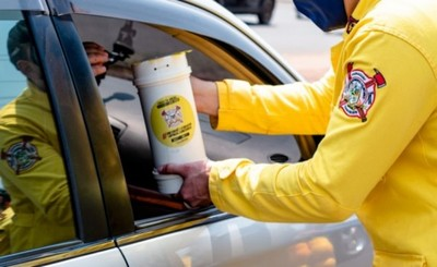 """Bomberos recaudaron G.341.500.217 y nuevos hidrantes """"están en camino"""""""