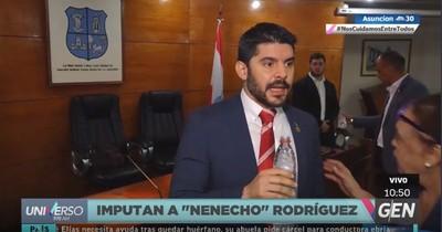 """La Nación / Intendente imputado: alega persecución política y tilda de """"selectiva"""" a la Fiscalía"""