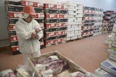 Argentina exportaría a China cerca de 870.000 toneladas de carne bovina en 2020