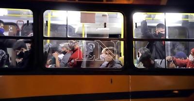 La Nación / Dinatran: protocolos sanitarios siguen vigentes para conductores y pasajeros