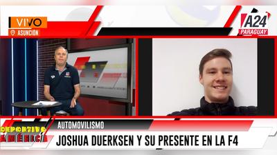 Entrevista exclusiva con Joshua Duerksen