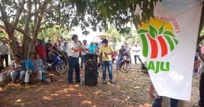 """La Nación / Diputados repudian a senadores """"irresponsables"""" que incitan a las invasiones de tierras"""