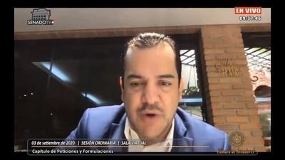 Juez admite imputación de Rodolfo Friedmann y ordena congelar sus bienes