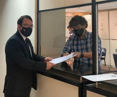 Ricardo Merlo renuncia al cargo de Fiscal Adjunto