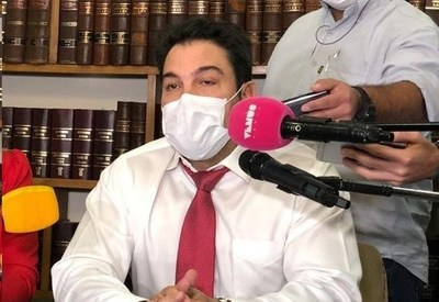 """""""La corrupción no tiene género"""", dice abogado sobre maniobra de censura de Marly"""