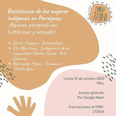 Resistencia de las mujeres indígenas en Paraguay: algunas perspectivas históricas y actuales.